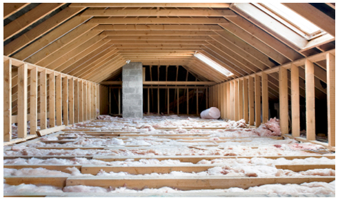 Attic Insulation Southern Green Homes Cork