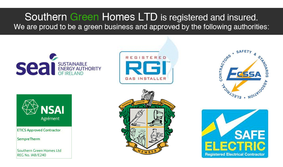Southern Green Homes Cork Munster Approved By Registered